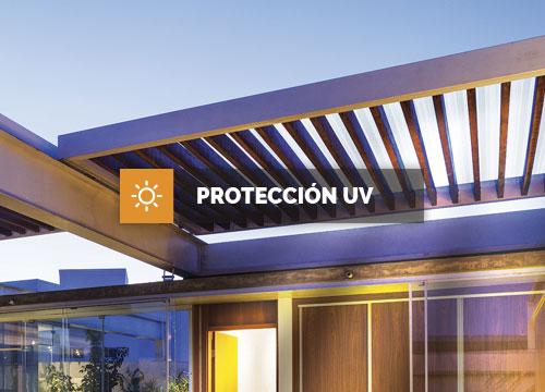 Duraplast UV chapas oroño